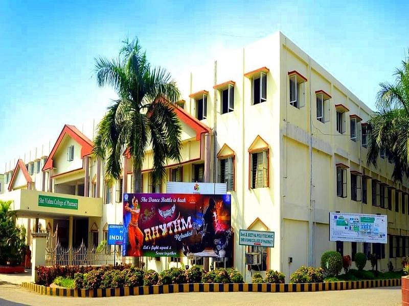 Shri Vishnu College of Pharmacy - [SVCP]
