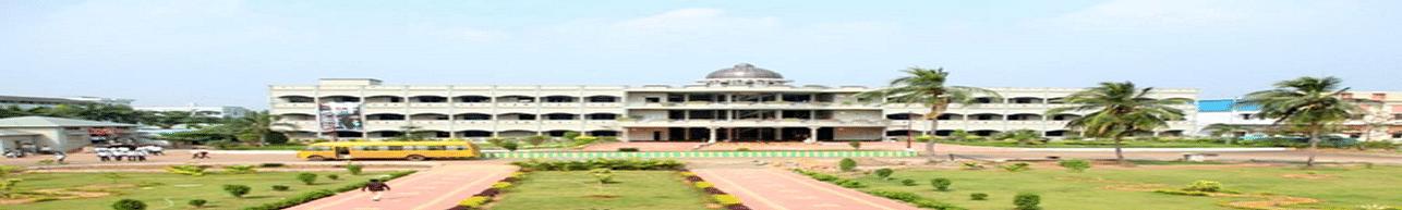 Sri Vasavi Institute of Pharmaceutical Sciences - [SVIPS], Tadepalligudem