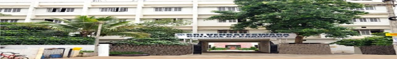 Sri Venkateshwara College of Pharmacy, Hyderabad