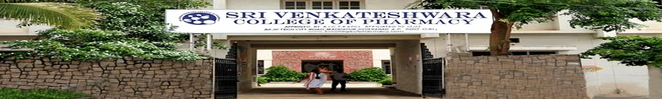 Sri Venkateswara College of Pharmacy, Hyderabad