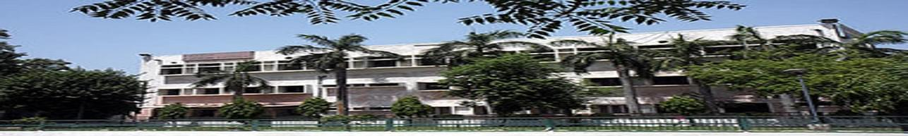 Delhi College of Arts and Commerce - [DCAC], New Delhi - Admission Details 2020