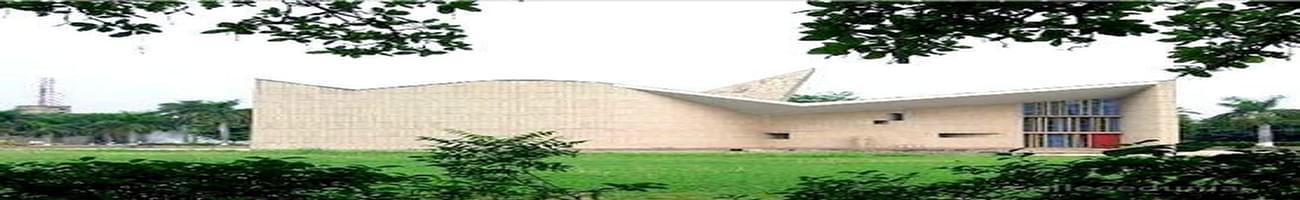 University Institute of Pharmaceutical Sciences, Chandigarh