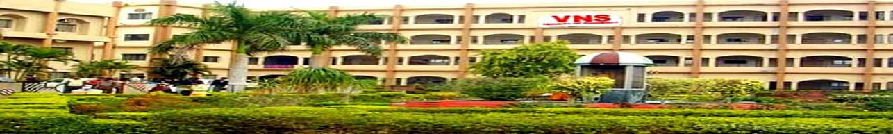 Faculty of Pharmacy, VNS Group of Institutions - [VNSFP], Bhopal