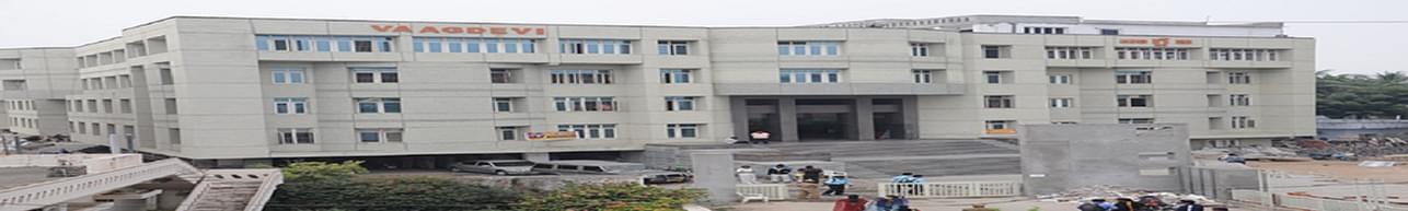 Vaagdevi College of Pharmacy, Warangal
