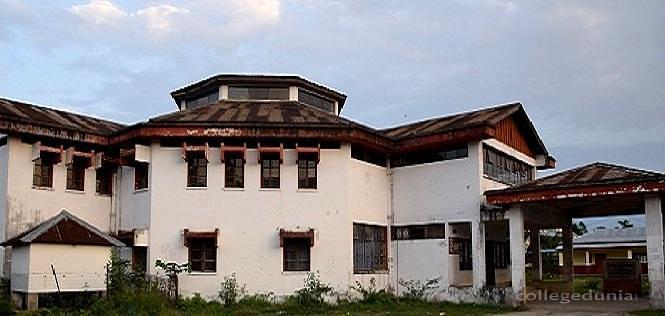 Dera Natung Government College - [DNGC]