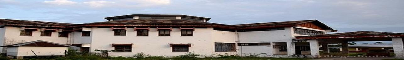 Dera Natung Government College - [DNGC], Itanagar