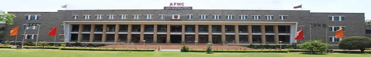 Armed Forces Medical College - [AFMC], Pune