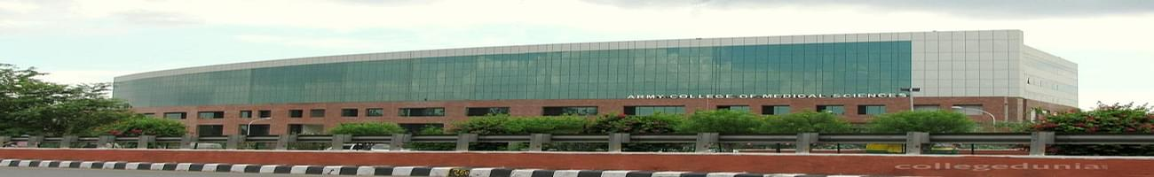Army College of Medical Science - [ACMS], New Delhi