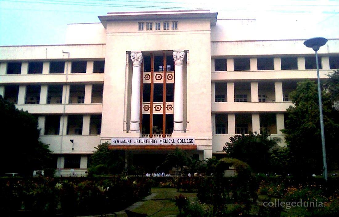 Byramjee Jeejeebhoy Government Medical College - [BJMC]