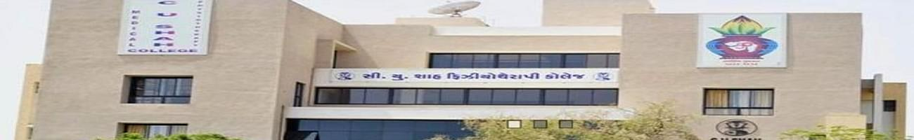 CU Shah Physiotherapy College, Surendra Nagar