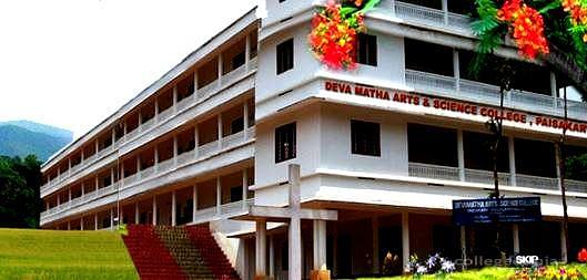 Devamatha Arts and Science College Paisakary