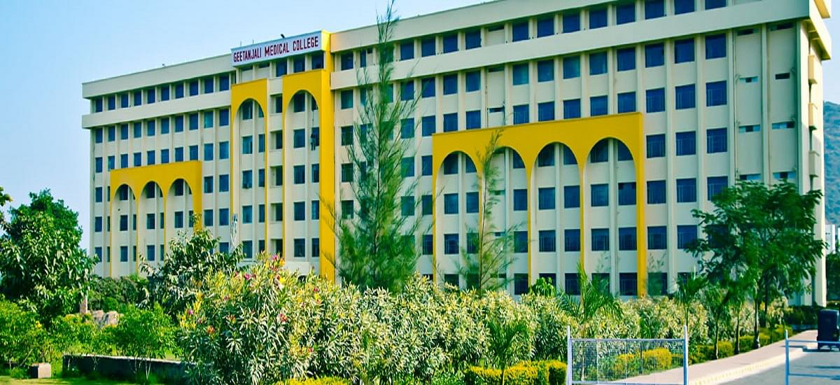 Geetanjali Medical College & Hospital - [GMC]