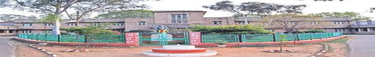 Government ayurvedic college and Hospital, Gwalior