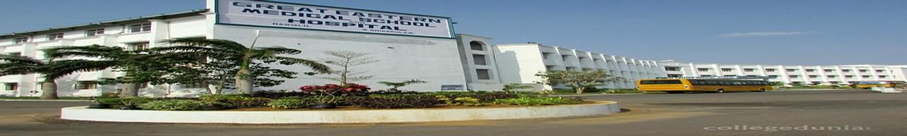 Great Eastern Medical School and Hospital, Srikakulam