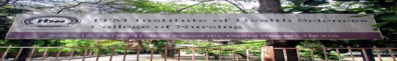 ITM Institute of Health Sciences, Raigarh