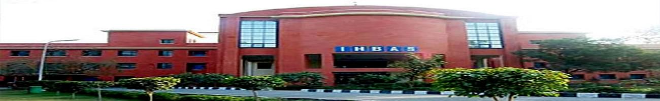 Institute of Human Behaviour & Allied Sciences - [IHBAS], New Delhi