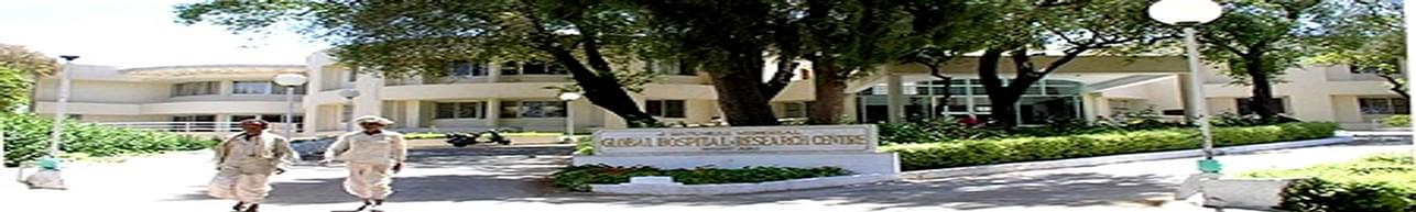 J Watumull Global Hospital and Research Centre, Sirohi