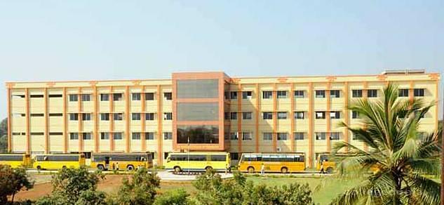 JKK Natrajah Dental College & Hospital