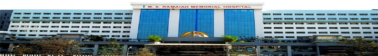 Ramaiah Medical College, Bangalore