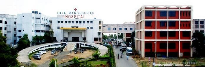 NKP SALVE INSTITUTE OF MEDICAL SCIENCES & RC & LATA MANGESHKAR HOSPITAL