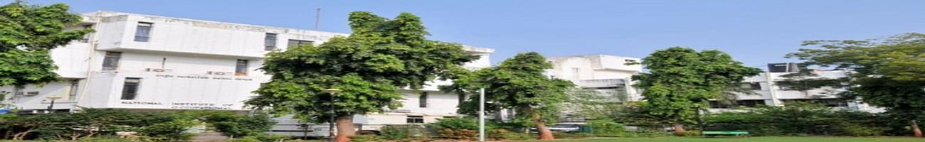 National Institute of Occupational Health - [NIOH], Ahmedabad
