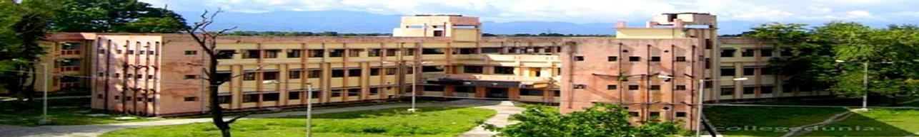 North Bengal Medical College - [NBMC], Darjeeling
