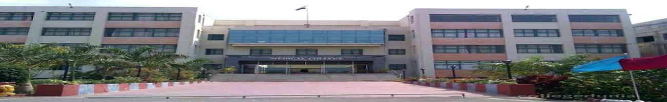 Dr. Vithalrao Vikhe Patil Foundation's Medical College - [VIMS], Ahmed Nagar