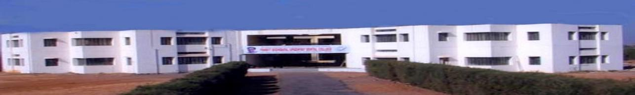 Pandit Deendayal Upadhyay Dental College, Solapur - Course & Fees Details