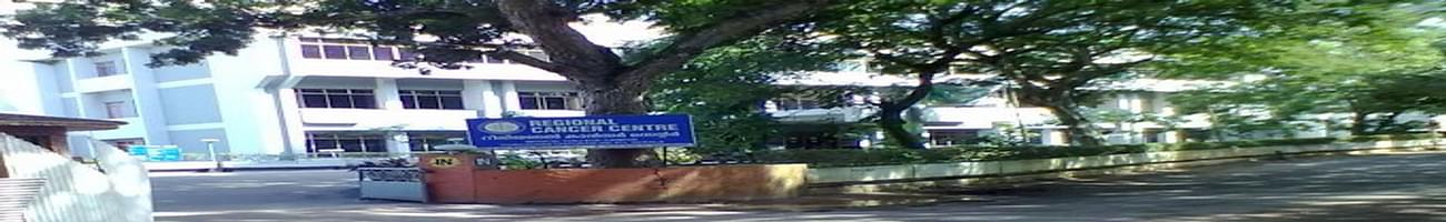 Regional Cancer Centre - [RCC], Thiruvananthapuram