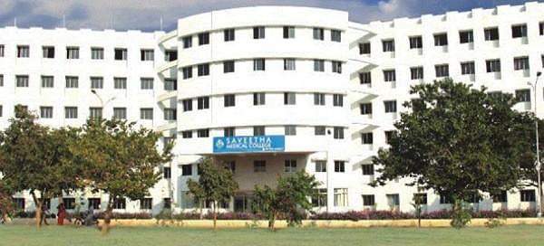 Saveetha Medical College, Chennai Courses & Fees 2019-2020