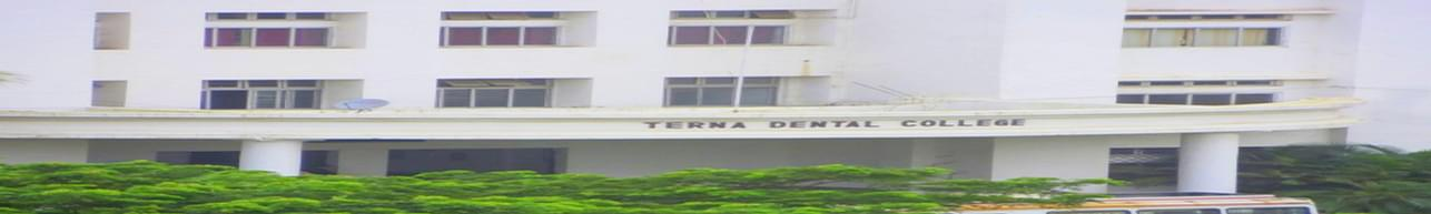 Terna Dental College, Navi Mumbai