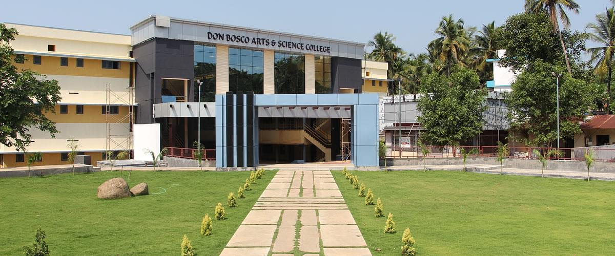 Don Bosco Arts and Science College  - [DBASC] Angadikadavu