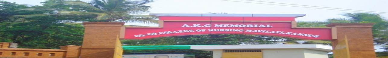 A.K.G Memorial Co-Operative College of Nursing, Kannur