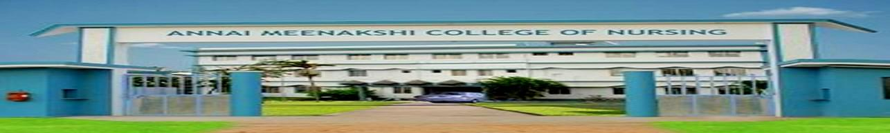 Annai Meenakshi College of Nursing, Coimbatore