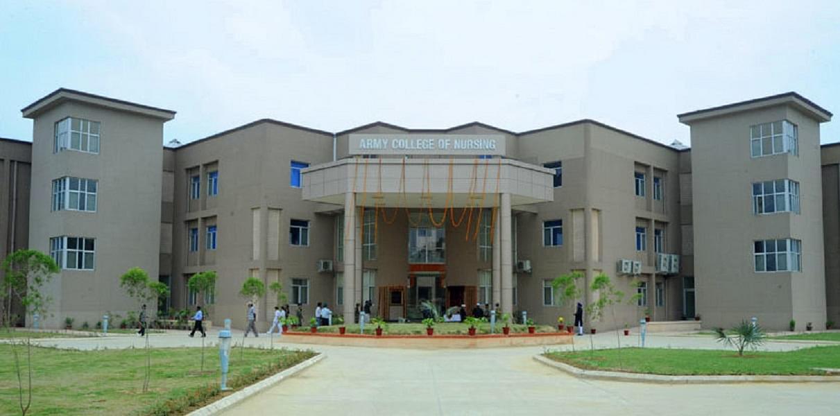 Army College of Nursing - ACN, Jalandhar - Admissions ...