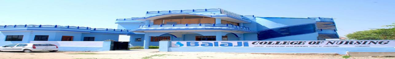 Balaji College of Nursing, Bhilwara