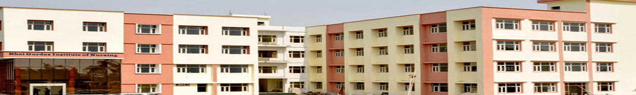 Bhai Gurdas Institute of Nursing - [BGIN], Sangrur
