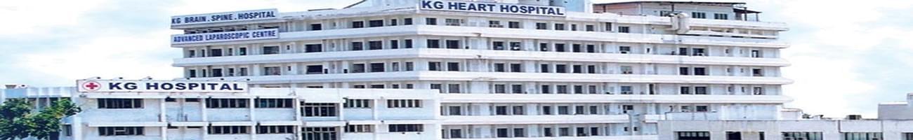 KG College of Nursing, Coimbatore