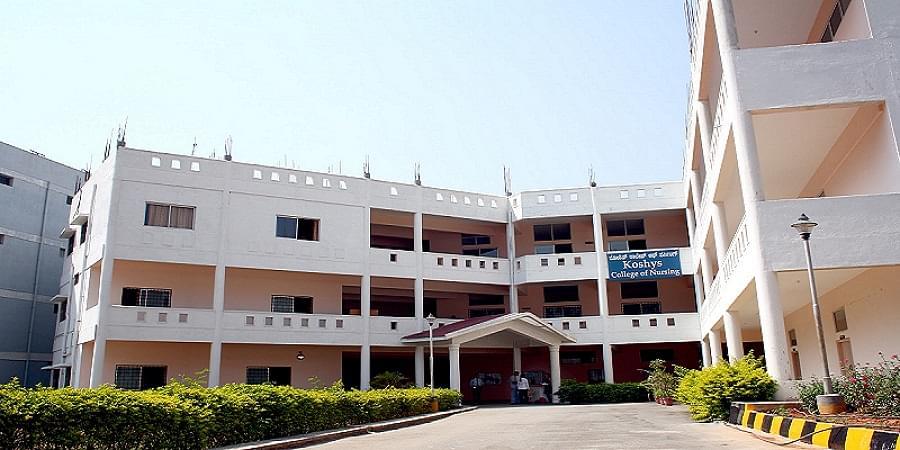 Koshys College of Nursing - [KCN]