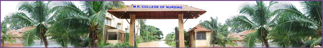 M.R. College of Nursing for Girls, Bangalore