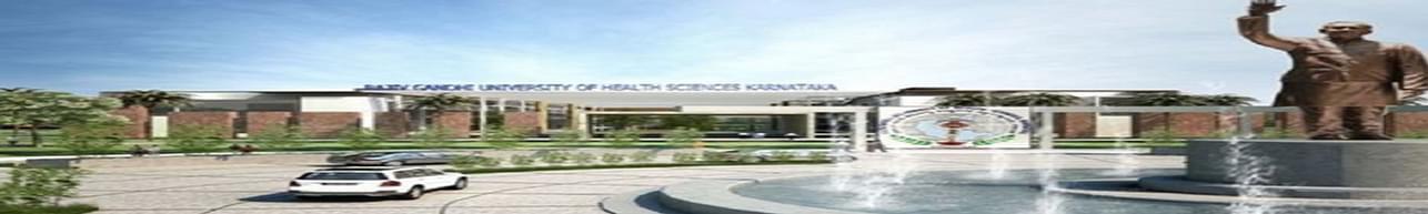 M.S. Ramaiah Institute of Nursing Education and Research - [MSRINER], Bangalore