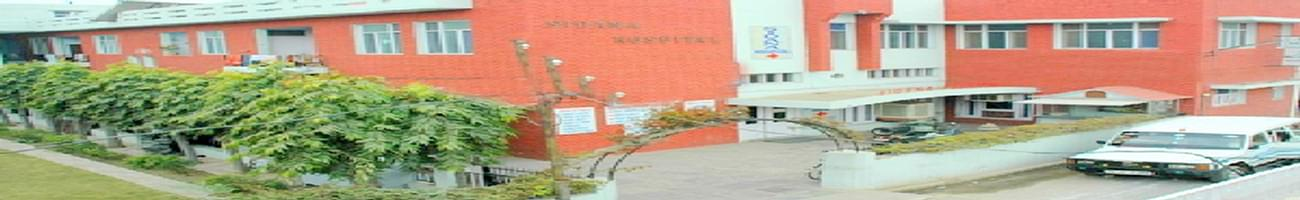 National College of General Nursing and Midwifery, Barnala