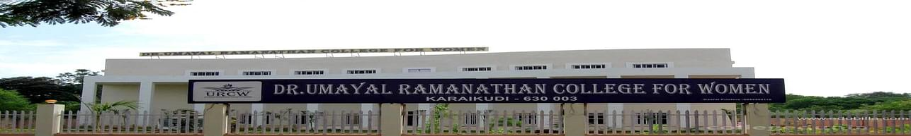Dr Umayal Ramanathan College for Women, Sivaganga