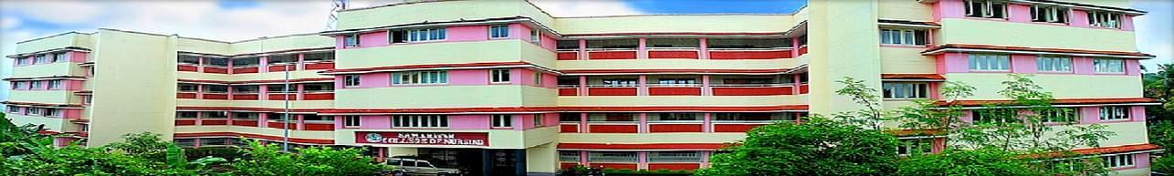 Samaritan College of Nursing Pazhanganad, Ernakulam