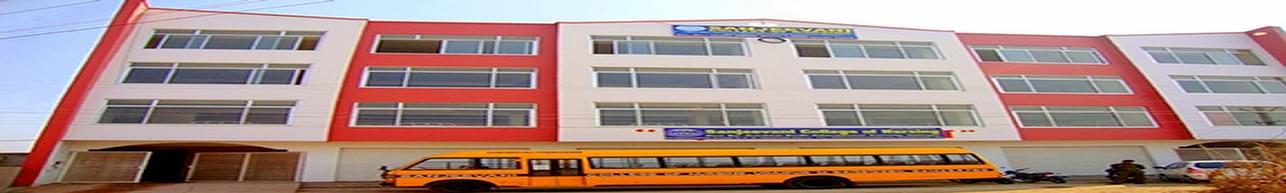 Sanjeevani College of Nursing - [SCN], Udaipur
