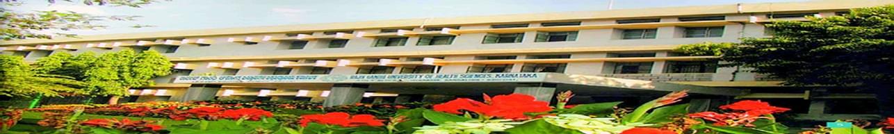 Smt NDRK College of Nursing, Hassan
