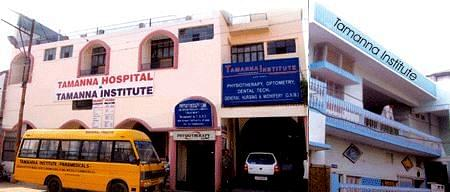 Tamanna Institute Allied Health Science - [TIAHS], Allahabad Courses