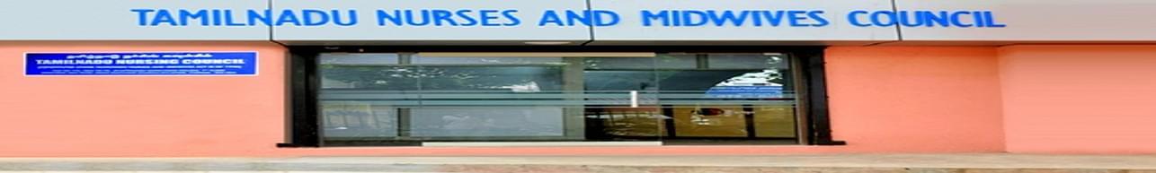 Tamil Nadu Nurses & Midwives Council, Chennai - Course & Fees Details