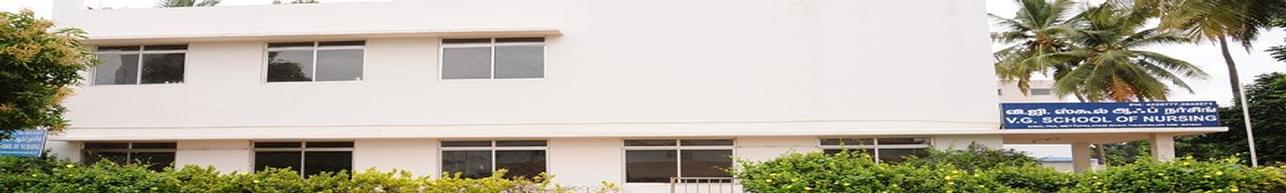 VG School of Nursing, Coimbatore - Course & Fees Details