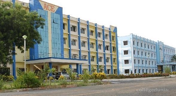 ACE Engineering College - [ACEEC]
